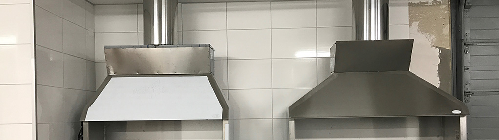 Grease Duct Systems For Commercial Kitchen Cooking Areas.